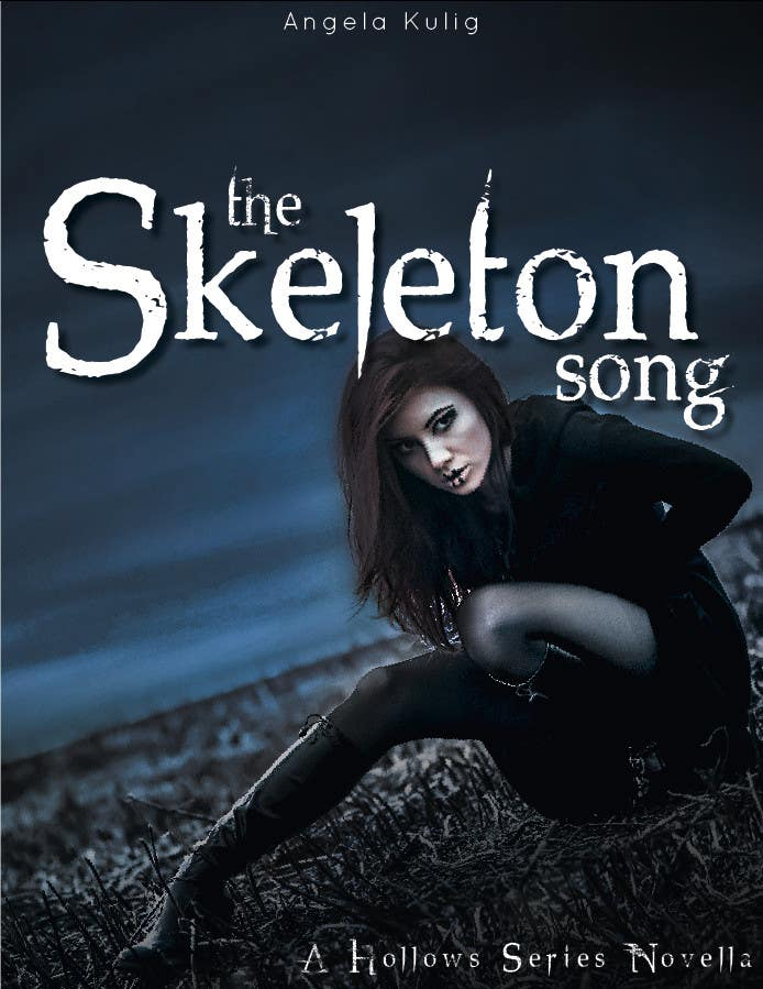 Konkurrenceindlæg #17 for The Skeleton Song New Cover