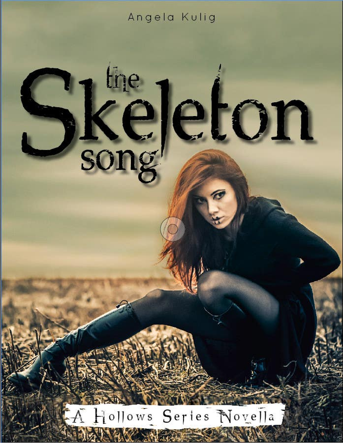 Konkurrenceindlæg #45 for The Skeleton Song New Cover