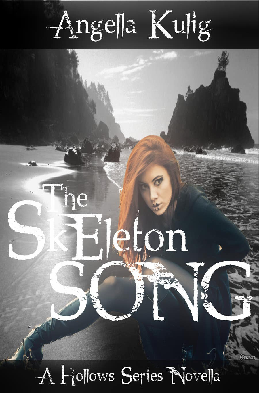 Contest Entry #181 for The Skeleton Song New Cover