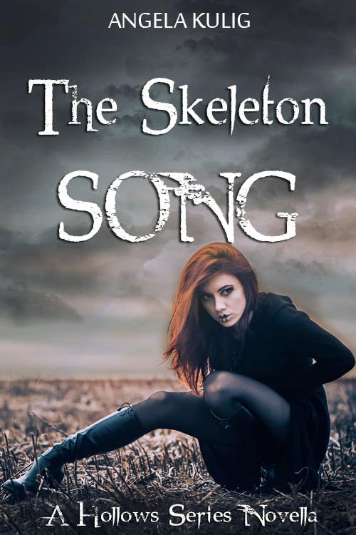 Contest Entry #133 for The Skeleton Song New Cover