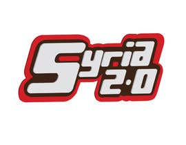 #34 para Logo Design for Syria 2.0 por GreenworksInc