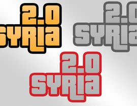 nº 80 pour Logo Design for Syria 2.0 par erichcomanoficia