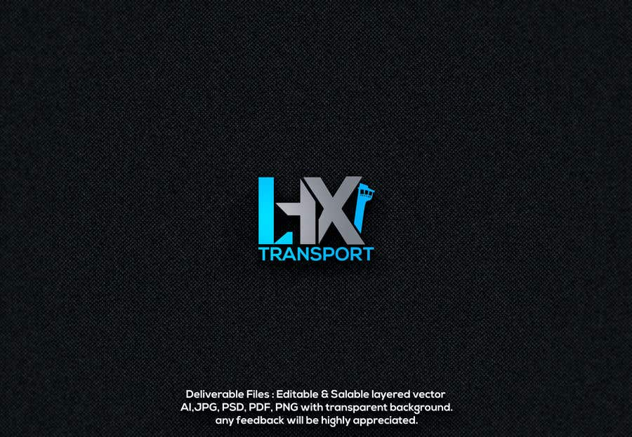 Proposition n°                                        49                                      du concours                                         logo entreprise de transport
