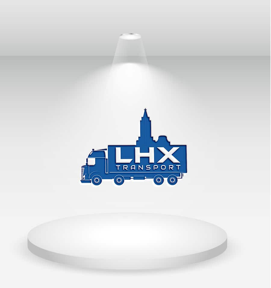 Proposition n°                                        42                                      du concours                                         logo entreprise de transport