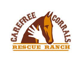 #21 for Logo Design for Carefree Corrals, a non-profit horse rescue. by runninlatte