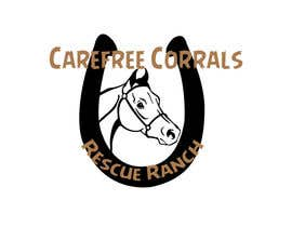#3 for Logo Design for Carefree Corrals, a non-profit horse rescue. by Nusunteu1