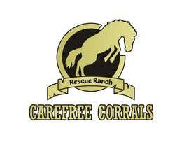 #26 for Logo Design for Carefree Corrals, a non-profit horse rescue. by noelniel99