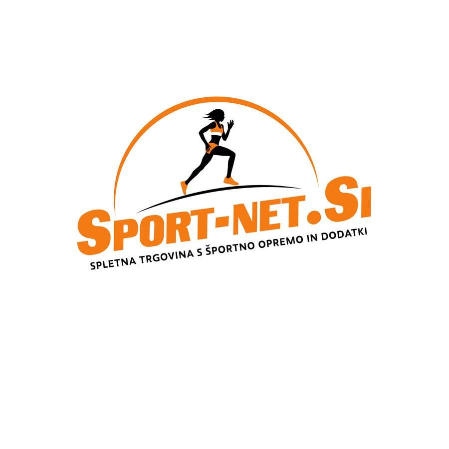 Konkurrenceindlæg #                                        82                                      for                                         Design a Logo for new online sport-shop