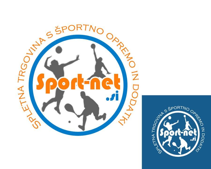 Konkurrenceindlæg #                                        2                                      for                                         Design a Logo for new online sport-shop