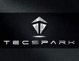 #128 for TECSPARK Corporate Identity by kimuchan