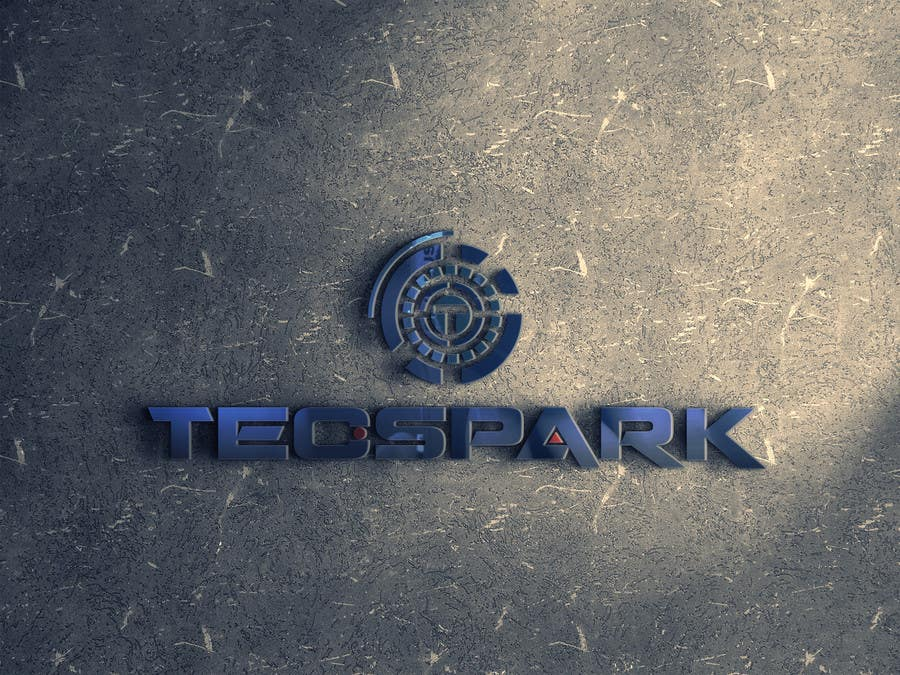 Konkurrenceindlæg #                                        81                                      for                                         TECSPARK Corporate Identity