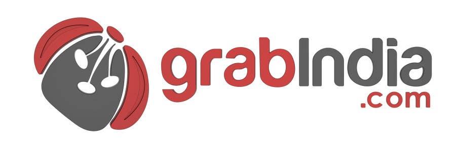 Konkurrenceindlæg #                                        86                                      for                                         Design a Logo for GrabIndia.com