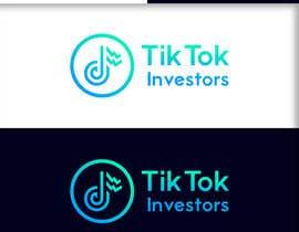 #3939 untuk I need a fun new logo for @TikTokInvestors! oleh creativeWork169