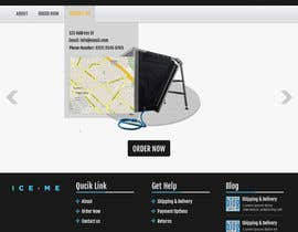 #22 for Design Website based on Nike Homepage - Easy! by aryamaity