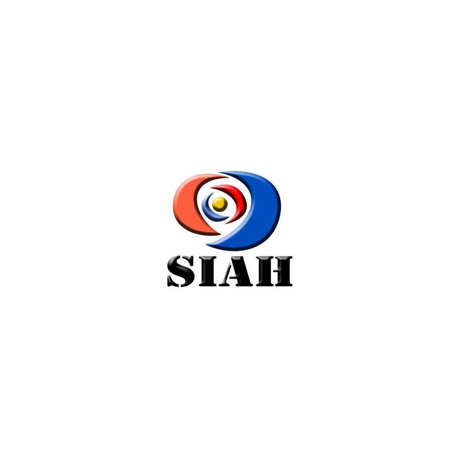 "Konkurrenceindlæg #128 for Design a logo for ""Siah"""