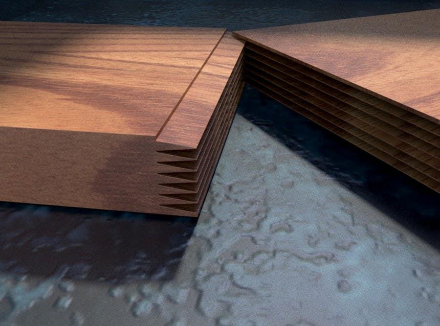 Konkurrenceindlæg #                                        85                                      for                                         Realistic 3D modelling - Sawed Wood profiles