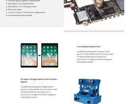nº 6 pour web page design par redasalman917