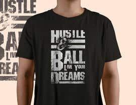 #130 for Logo design for brand Hustle&Ball by colorgraph