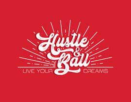 #25 for Logo design for brand Hustle&Ball by sunny005