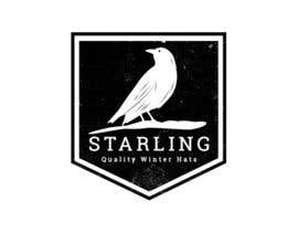 #84 for Redesign the logo for Starling winter hats company. af HagerAlaa