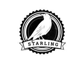 #105 untuk Redesign the logo for Starling winter hats company. oleh HagerAlaa