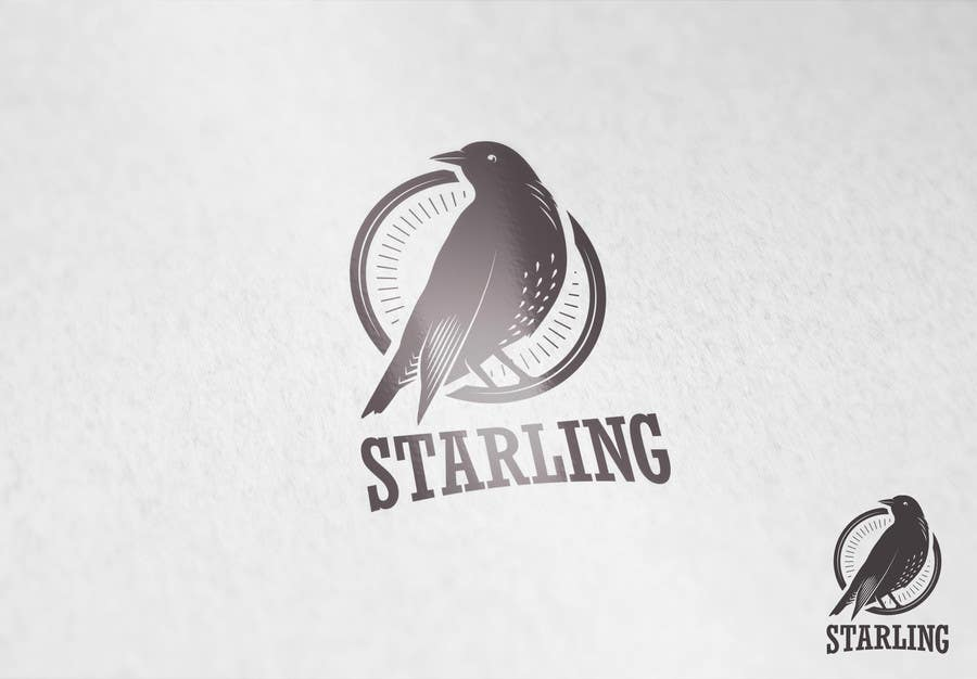 Konkurrenceindlæg #                                        110                                      for                                         Redesign the logo for Starling winter hats company.