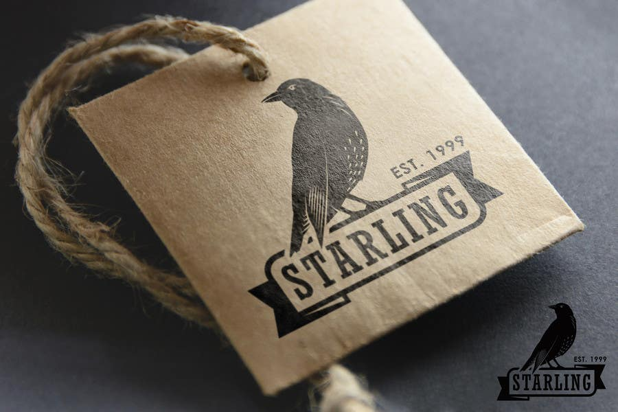 Konkurrenceindlæg #                                        114                                      for                                         Redesign the logo for Starling winter hats company.