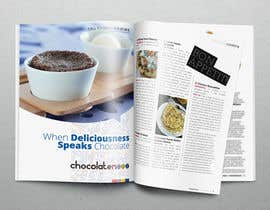 nº 42 pour Design an innovative ad for Chocolate brand par skahorse
