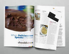 nº 49 pour Design an innovative ad for Chocolate brand par skahorse