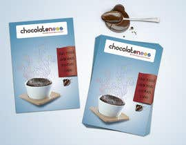 nº 51 pour Design an innovative ad for Chocolate brand par khaledikhalil