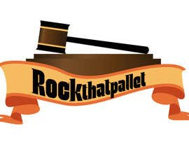 #38 for Design a Logo for Rockthatpallet.com af greenarrowinfo