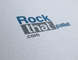 Nro 36 kilpailuun Design a Logo for Rockthatpallet.com käyttäjältä oldestsebi