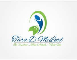 nº 44 pour Design a Logo for Tara D McLeod par satpalsood