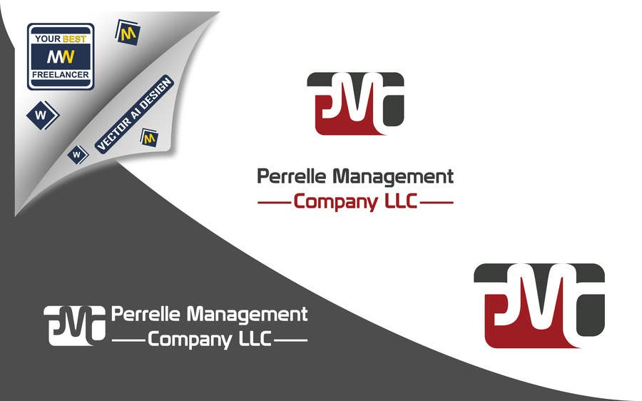 Contest Entry #                                        16                                      for                                         Design a Logo for Perrelle Management Company LLC