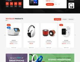 #19 for Shopify Store Builder Longterm Test Project - 12/02/2021 04:45 EST by EmonDev