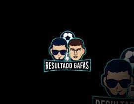 #30 para Diseño Logo programa futbol Resultado Gafas de dewiwahyu