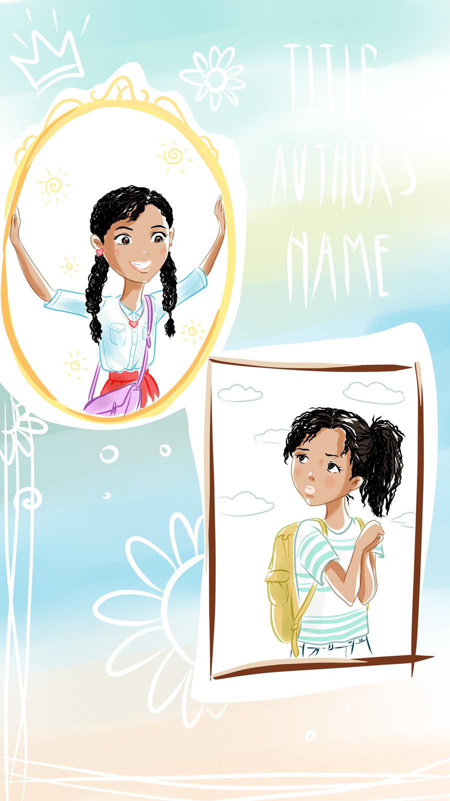 Contest Entry #                                        31                                      for                                         Children's Book Cover Art