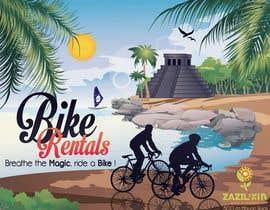 Med7008 tarafından Ride a Bike @ Tulum için no 40