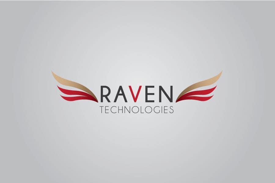 Konkurrenceindlæg #                                        30                                      for                                         Design a Logo for Raven Tech (IT Reseller)