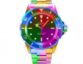 #8 cho Create POP ART Watch Painting bởi zelihowskimichel