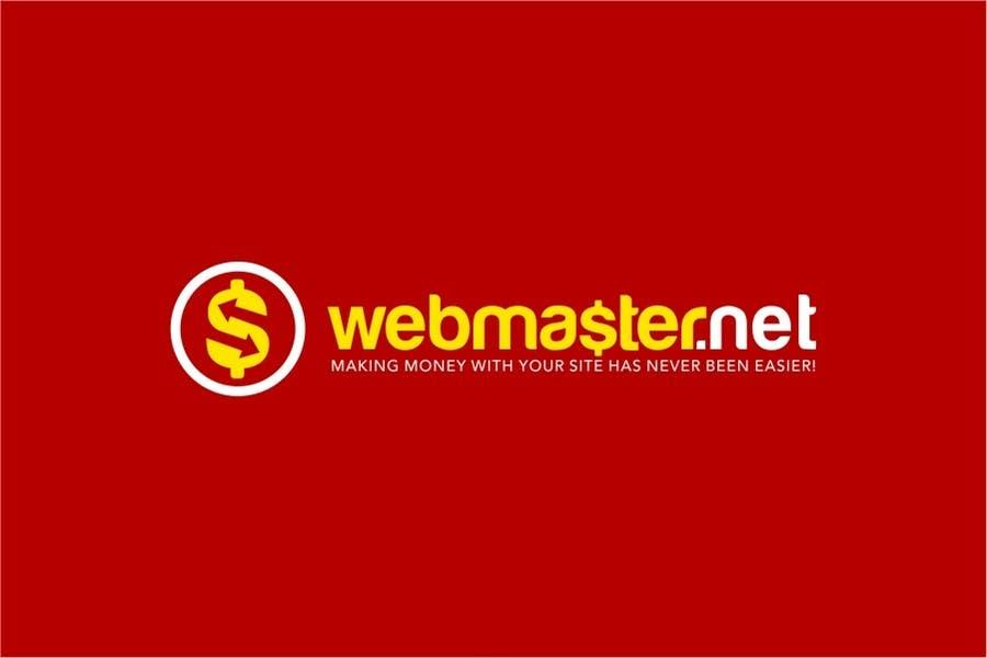 Konkurrenceindlæg #                                        7                                      for                                         Logo Design for Webmaster.Net / AI Vectors!