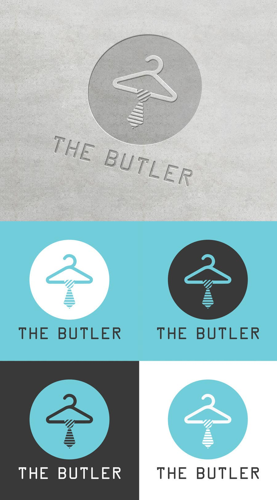 Contest Entry #                                        36                                      for                                         Design a Logo for The Butler