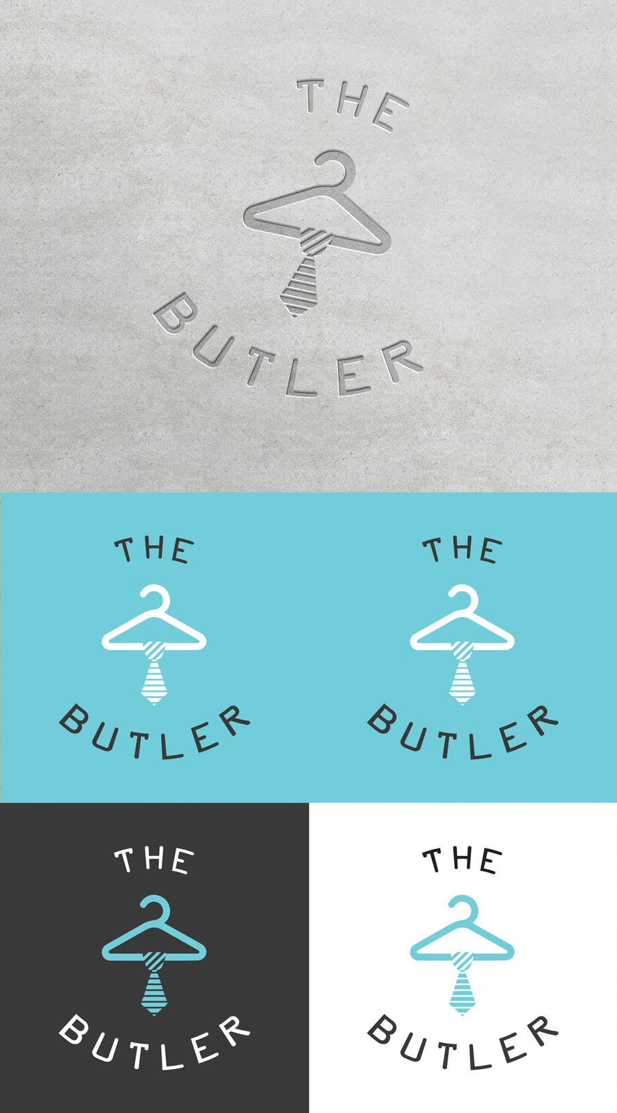 Contest Entry #                                        37                                      for                                         Design a Logo for The Butler