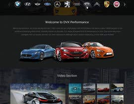 #82 for Design a Website Mockup for a (chip)Tuning company by SadunKodagoda