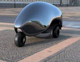 Nro 2 kilpailuun Industrial Concept Product Design for a Three-Wheeler EV käyttäjältä ivanipangstudio