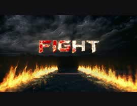 #22 cho Animate this logo - Fight bởi Polashvfx