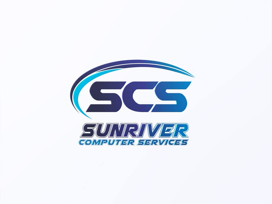 Contest Entry #                                        95                                      for                                         Design a Logo for Sunriver Computer Services