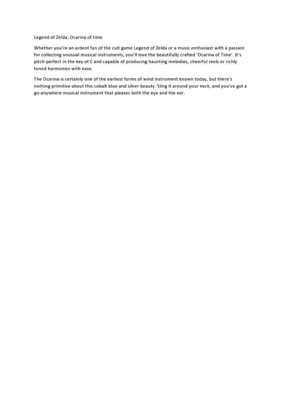 Konkurrenceindlæg #                                        9                                      for                                         Write ONE product description (Winner offered more work*)