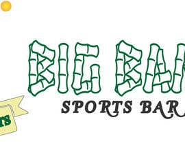 #6 untuk Design a Logo for my Sports Bars oleh Vodanhtk