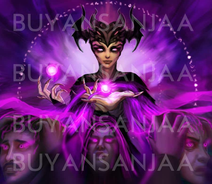 Konkurrenceindlæg #                                        38                                      for                                         Fantasy Card Game Art - Contest 8 (spells)